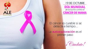 Tarjeta Cancer de mama